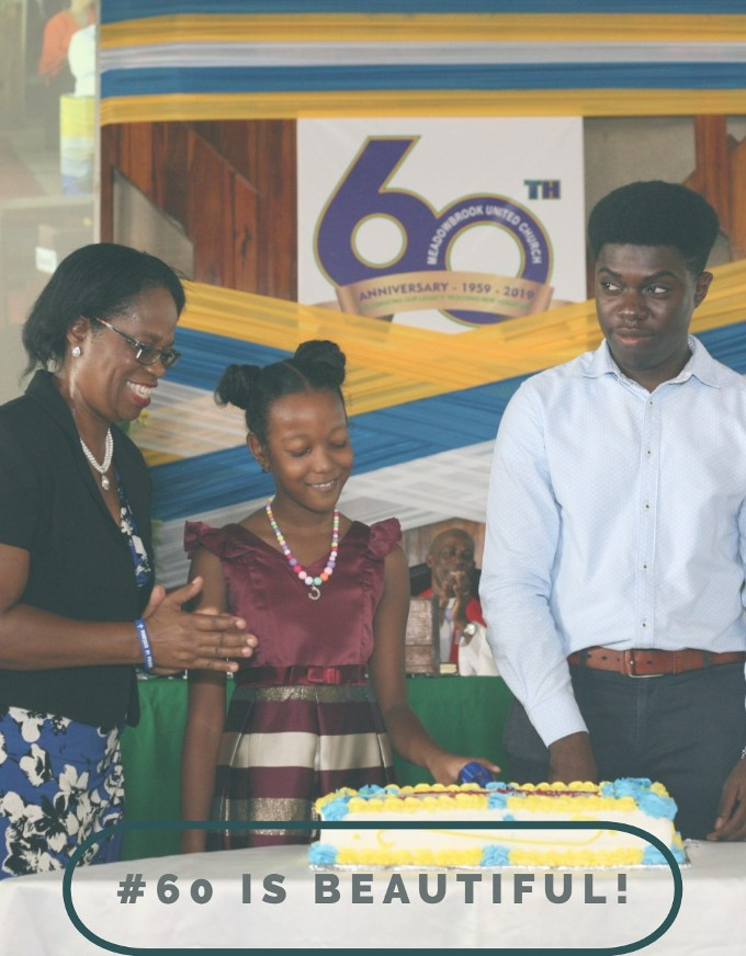 Meadowbrook United Church celebrating 60 years of ministry